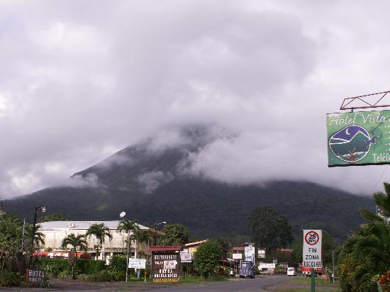 Hotel Vista del Cerro: vista