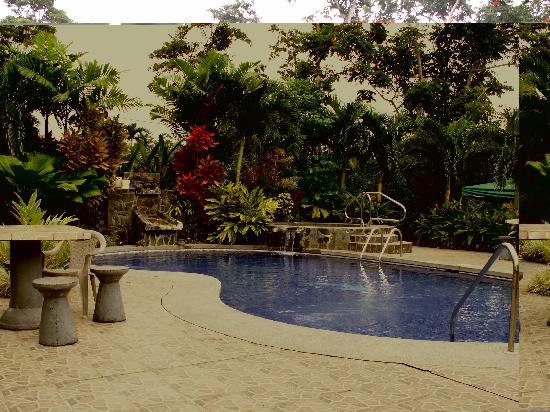 Hotel Vista del Cerro: jardin