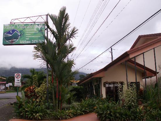 Hotel Vista del Cerro: Entrada del hotel