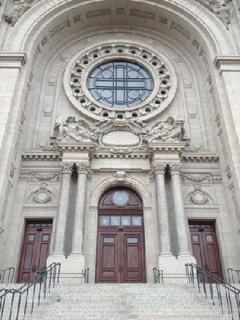 Saint Paul, MN: cathedral