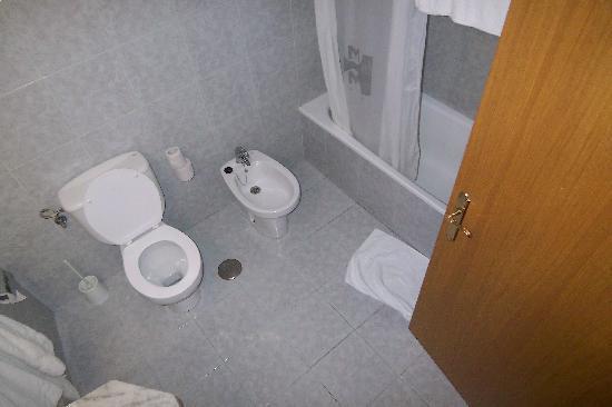 Hotel Trianflor: bagno