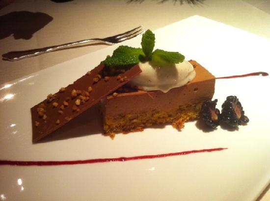 Der Berghof : Dessert