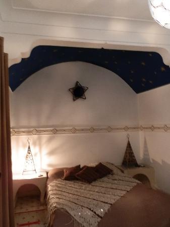 Riad Aladdin: our room