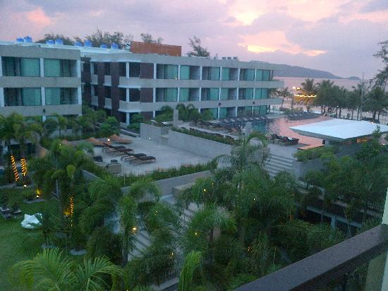 B-Lay Tong Phuket: View from my room