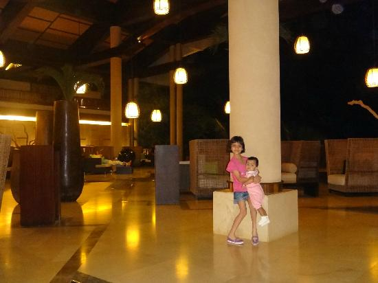 InterContinental Mauritius Resort Balaclava Fort: LOBBY