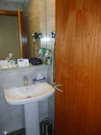 โรงแรมเดลคอมเต: bagno