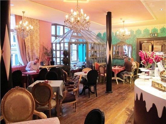 Richmond Tea Rooms Manchester Restaurant Reviews Phone
