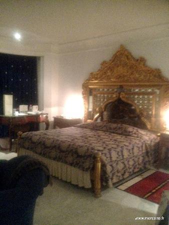 Hotel La Maison-Blanche : côté bureau