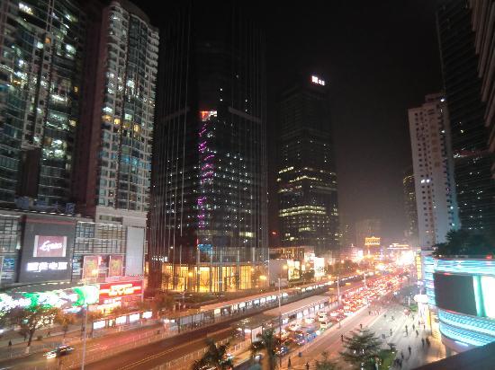 7 Days Inn (Guangzhou Tianhe East) : prosperous in the neighbourhood