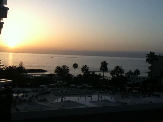 HOVIMA Costa Adeje : view from 3rd floor room