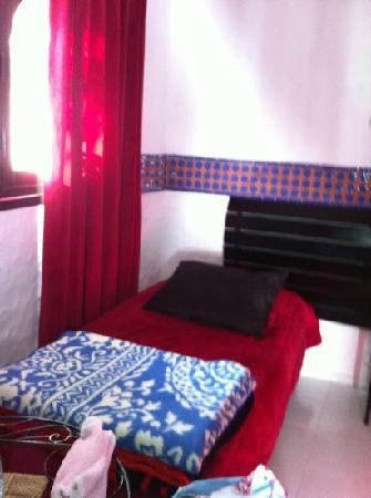 Hacienda Martil: chambre