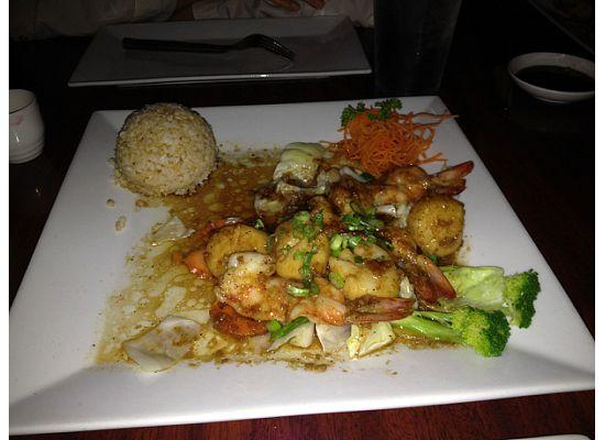 Galanga Thai Kitchen & Sushi: It's All Good and it was more than good!