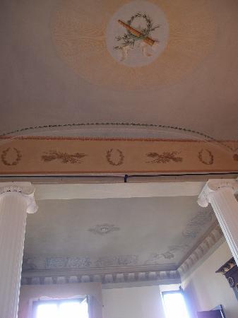 Palazzo Ravizza: CEILING