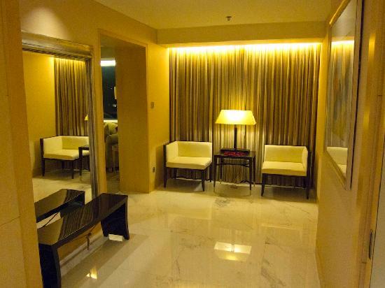JW Marriott Hotel Beijing: reception area
