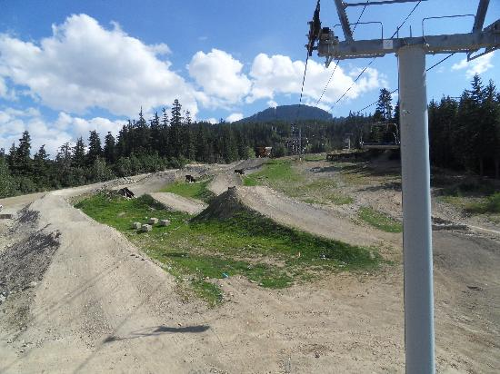 Photo of Mountain Whistler Mountain Bike Park at 4545 Blackcomb Way, Whistler V0N 1B4, Canada