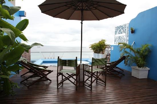 Aram Yami Hotel: Social Pool