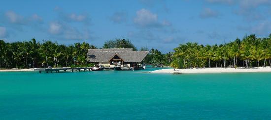 Four Seasons Resort Bora-Bora : Arrival Pavillon