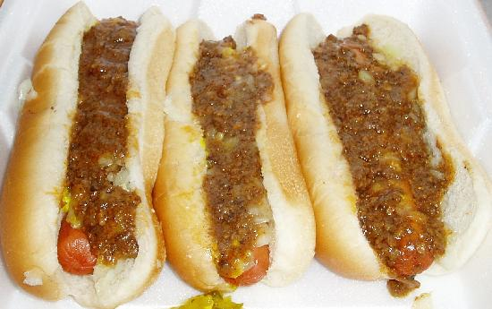 Pictures Of A Coney Dog