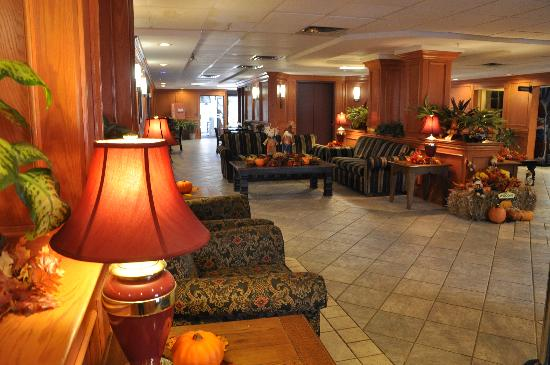 Comfort Inn & Suites Airport: Lobby Entrance