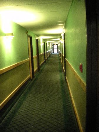 Super 8 Stevensville: Guest Room Hallway