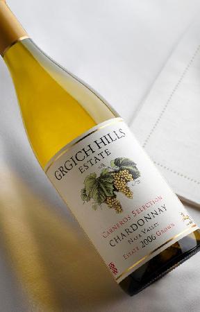 Grgich Hills Estate: Grgich Hills famed Chardonnay