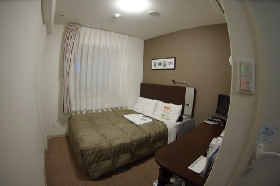 Comfort Hotel Kitami : Our Room