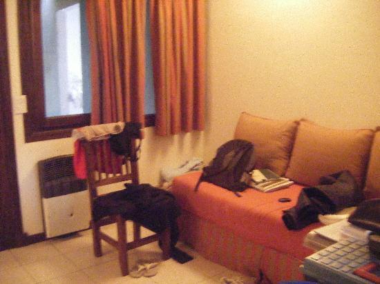 Villa Ostende Apart & Hotel Spa: mi hijo