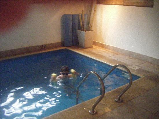 Villa Ostende Apart & Hotel Spa: la pile