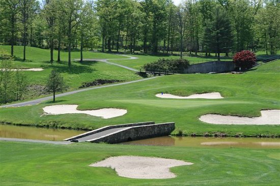 Mount Airy Casino Resort: Golf Course