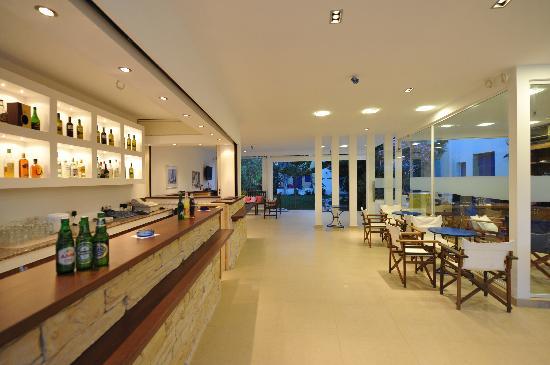 Casa di Roma: 1 Lobby