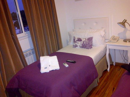 Trenque Lauquen, Argentinien: my room