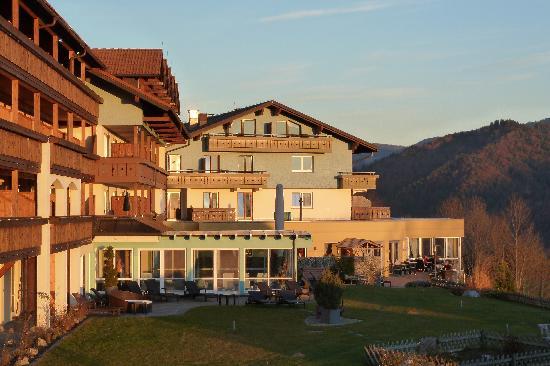 Oberstaufen fotos oberstaufen schwaben reisefotos for Oberstaufen hotel