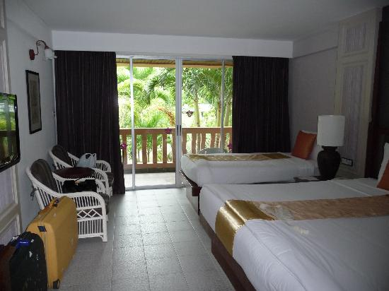 Phuket Orchid Resort: Room