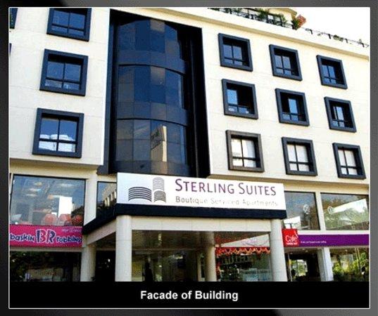 Chalet Sterling Suite Hotel: Chalet Sterling, Suite Hotel