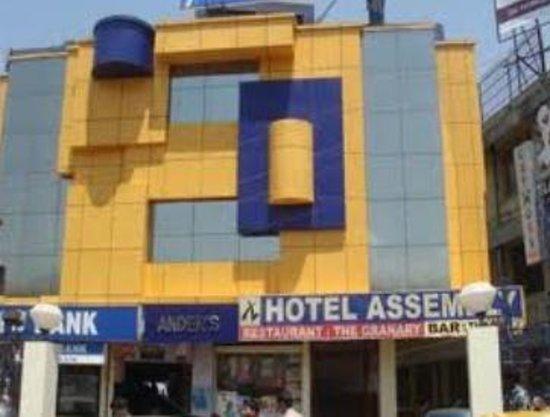 Hotel Assembly: Hotel Assembly