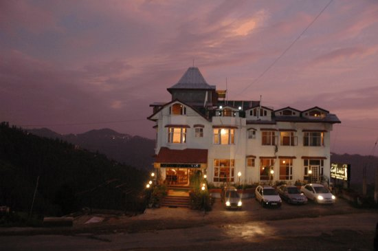 Naldehra, Hindistan: Hotel Golf Links