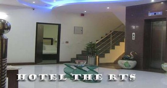 OYO 4184 Hotel The RTS: Hotel The RTS