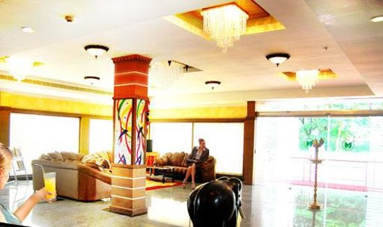 Chalakudy, India: Hotel Meadows International