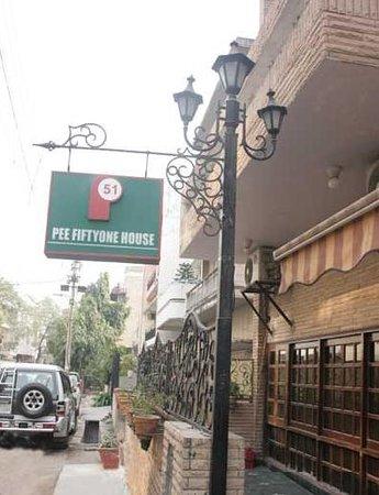 Pee Fiftyone House, Delhi