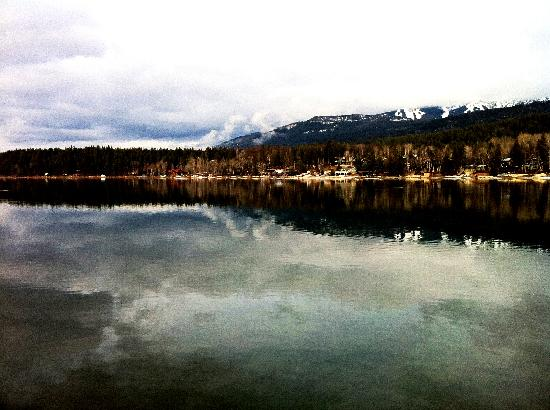 Whitefish, MT: In the afternoon