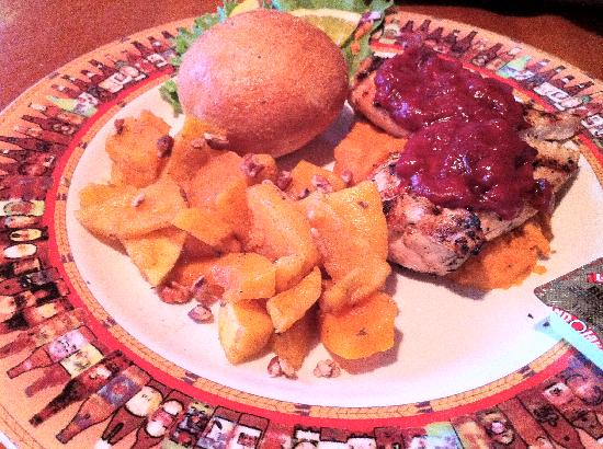 The Red Onion Cafe: Autumn Harvest Special