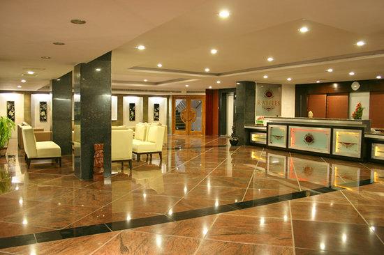 Raffles Residency