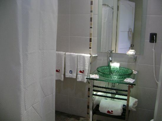 Hotel Bakari: El toilette.