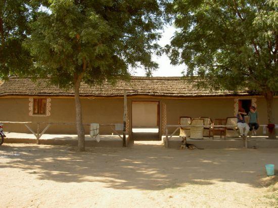 Saharia Organic Resort