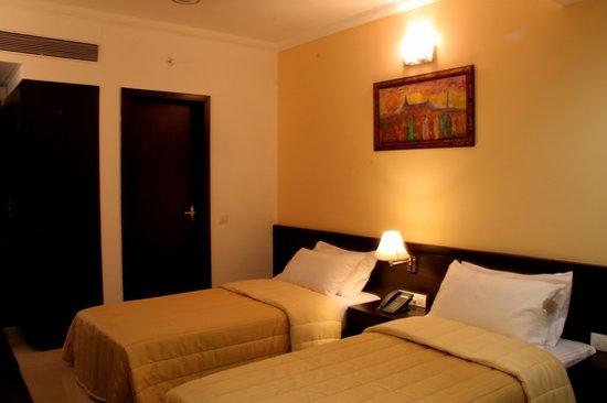 Margao, Inde : Sapphire Comfort Hotel