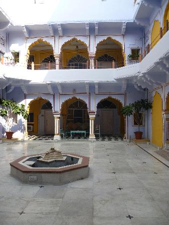 Interior at Diggi Palace