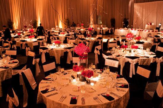 Bolger Center Private Event