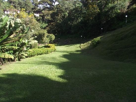 Posada Don Elicio: Area Verde