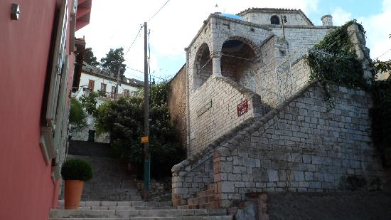 Turkey-stile Catholic Church only few steps   - Picture of