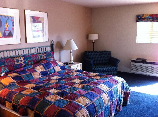 Safari Inn : Standar room